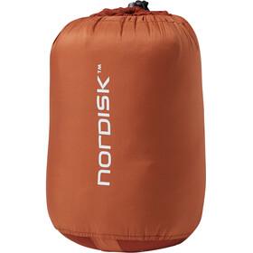 Nordisk Junior Knuth Sleeping Bag 160-190cm Burnt Red